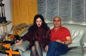 Элла и Александр Тетельбойм