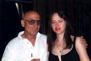 Элла и Александр после своей лекции в Нью-Йорке