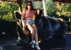 «Ситуация под контролем», Парк диких животных в Сан-Диего