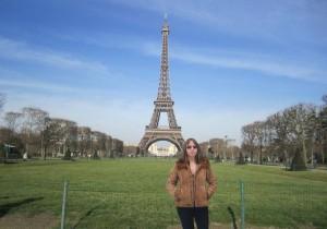 Зимой в Париже