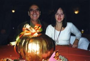 На праздновании «Halloween» в Вермонте