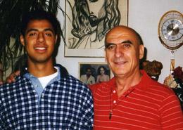 alexander with David Weinberg